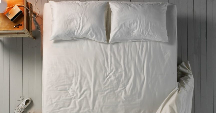 black spots on sheets not bed bugs